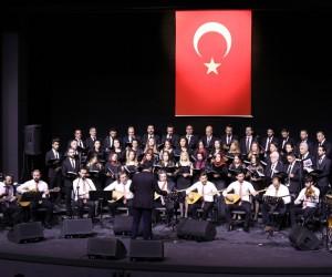 Van'da 'Çanakkale Türküleri' konseri