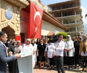 Alanya Belediyesi, Mahmutlar El Sanatları Merkezini yeniliyor