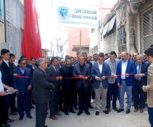 Türk Ocakları Gölbaşı Şubesi açıldı