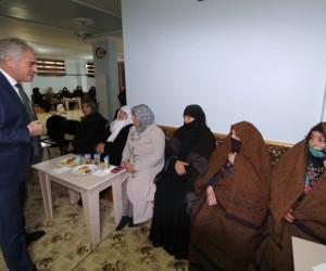 Geri dönüşüm bilgilendirme toplantıları Zahit Mahallesi'nden başladı