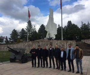 MHP'li belediye başkanları, istişare toplantısında buluştu