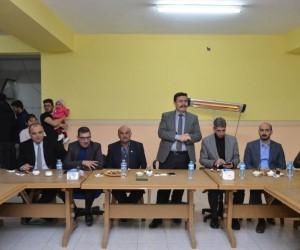 Vali Ali Arslantaş, Erzincan merkeze bağlı uluköy köyü sakinleri ile buluştu