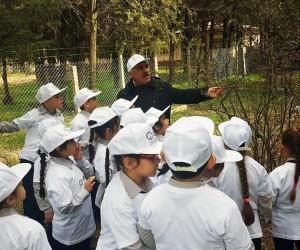 'Çevreni Tanı, Doğal Hayatı Koru' buluşması