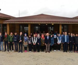 Gediz Belediyesi'nden başarılı 40 öğrenciye İstanbul gezisi