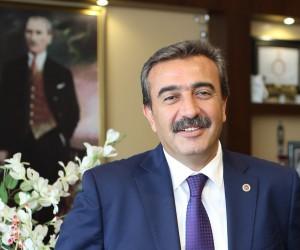 Başkan Çetin