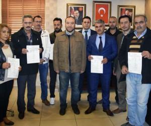 BBP eski üyeleri AK Parti'ye katıldı