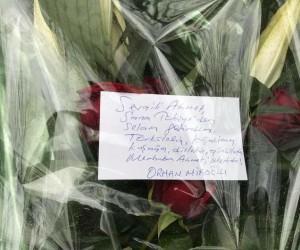 Miroğlu, Ahmet Kaya ve Yılmaz Güney'in mezarlarına ziyaret etti