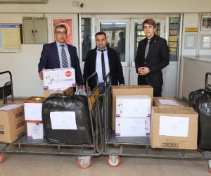 Efeler Belediyesi'nden 'Zeytin Dalı Harekatı'na bir destek daha