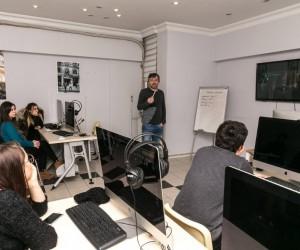 Geleceğin sinemacıları Eyüp Film Akademisi'nde (EFA) yetişiyor