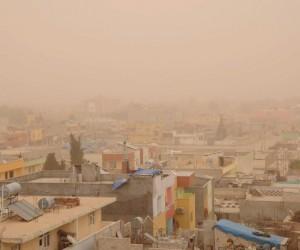 Uşak ve çevresine Kuzey Afrika kaynaklı toz yağacak