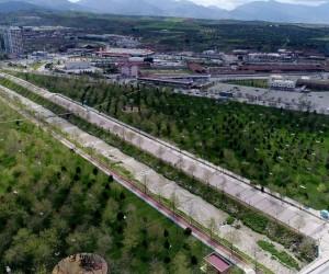 Turgutlu'da Irlamaz Vadisi cazibe merkezi oldu