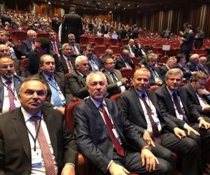 Başkan Saraçoğlu, doğalgaz dağıtım törenine katıldı