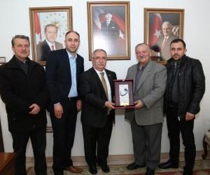 Vali Ahmet Hamdi Nayir: Kütahya basınının problemli bir yapısı yok