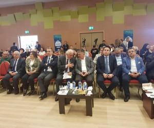 Başkan Yağcı, Tarihi Kentler Birliği Bölge Toplantısı'na katıldı