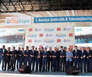 Türkiye'nin en büyük belediyecilik fuarı Antalya'da başlıyor