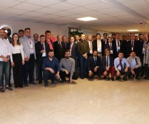 Omurga Derneği üyesi hekimler Gaziantep'te buluştu
