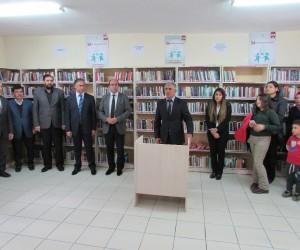 Sandıklı'da kütüphane haftası kutlandı