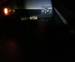 Bozüyük'te 2 otomobil çarpıştı; 5 yaralı