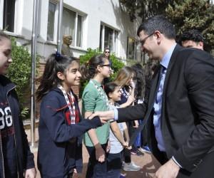 Gaziantep Kolej Vakfında Şampiyonlara madalya yağdı