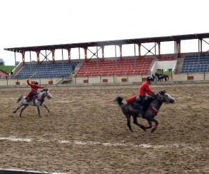 2018 Sezonu Atlı Cirit İl Birinciliği müsabakaları başladı