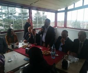 Milletvekili Murat Demir, Daday'ı ziyaret etti