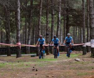 Büyükşehir Bisiklet takımı Gaziantep'ten çifte zaferle dönüyor