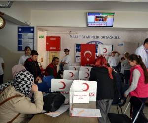 Türkiye'nin yıllık kan ihtiyacı 2 milyon üniteden fazla