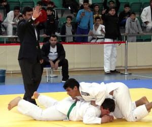 Okullararası Judo Grup mMüsabakaları sona erdi