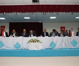 Belediye Başkanı Çiftçi, Suruç'teki STK temsilcileri ve muhtarlarla buluştu