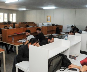 BTÜ'de çalışma salonu sayısı 4'e çıkarıldı