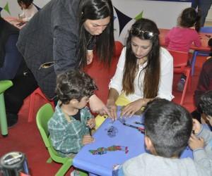 Forum Mersin'de 'Kukla Festivali'ne yoğun ilgi