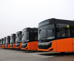 Kırşehir'de ulaşım master planı devreye girdi