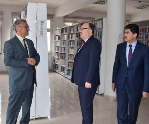 Afyonkarahisar'da Kütüphaneler Haftası kutlanıyor