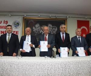 Toplu İş Sözleşmesi'ni imzaladılar
