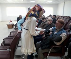 Daday'da Yaşlılar Haftası kutlandı