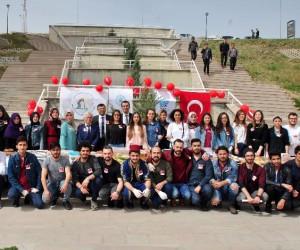 NEÜ'de Zeytin Dalı Harekatı'nda görevli Mehmetçiğe destek için kermes