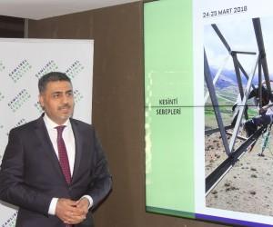 Fırtına Sivas, Yozgat ve Tokat'ta 113 elektrik direğini devirdi