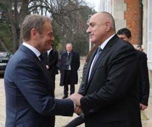 Tusk ve Borisov, AB-Türkiye zirvesini görüştü