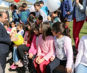 Şanlıurfa'da kütüphane haftası etkinlikleri