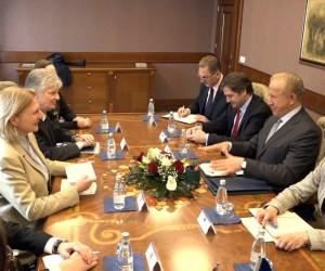 Avusturya Dışişleri Bakanı Kneissl'den Kosova ziyareti