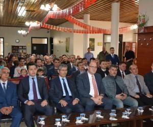 Suşehri'nde Kütüphaneler Haftası kutlandı