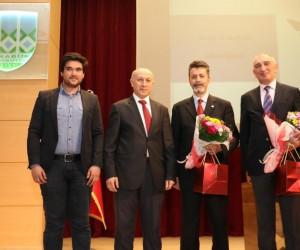 KBÜ'de 'Cephe Gerisinde Vatan Savunması' konferansı