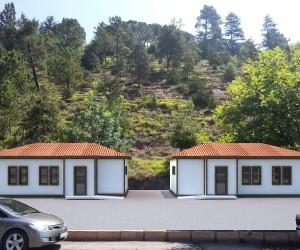 Başkan Uysal'dan LÖSEV ve şehit ailelerine dernek evi