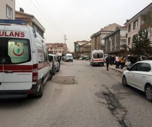 Başkent'te bir kadın apartmanın havalandırma boşluğunda ölü bulundu