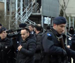 Kosova'ya yasa dışı giren Sırp yetkili gözaltına alındı