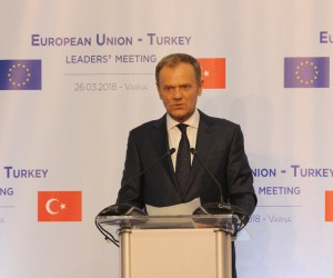 AB Konseyi Başkanı Tusk:
