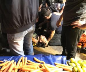 """Mandalina için 2 pazarcıyı vuran emekli polis: """"Pişmanım"""""""