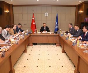 Bursa'da kritik İnegöl toplantısı
