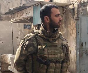 İdlip'te İnegöllü uzman çavuş yaralandı