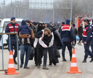 İnegöl'deki Suriyelilere otobüs tahsis edilecek